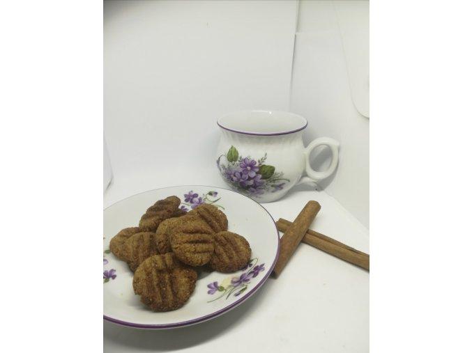 LC sušenky skořice
