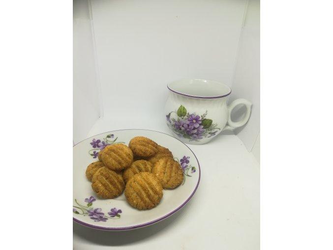 LC sušenky lískový oříšek