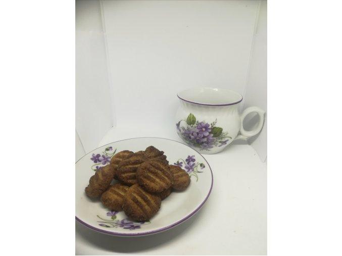 LC sušenky jahoda