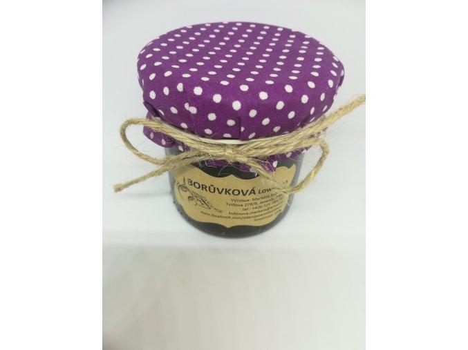 Low Carb marmeláda BORŮVKA