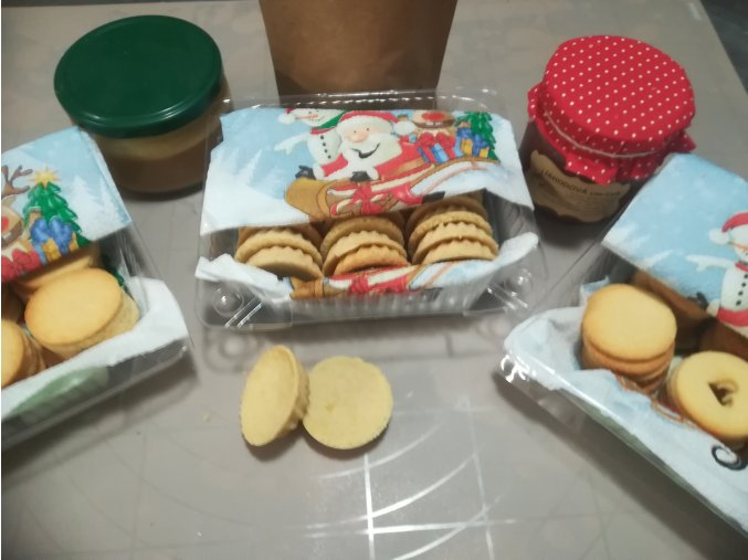 LC balíček košíčky a linecké