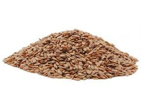 Lněná semínka, Hnědé lněné semínko