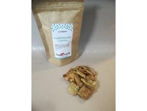 LC slunečnicové krekry s paprikou a chilli 50 g