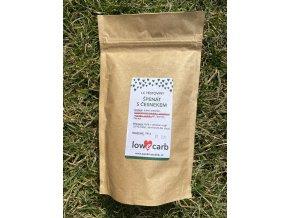 LC těstoviny - Špenátové s česnekem 100 g