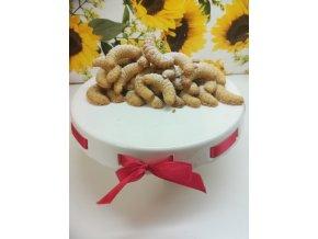 LC směs vanilkové rohlíčky s lískovými ořechy
