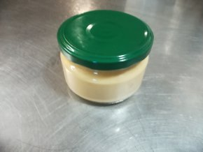 LC zahuštěné mléko bezlaktózové (kondenzované)