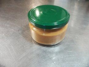 LC zahuštěné mléko bezlaktózové slaný karamel (kondenzované)