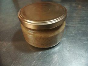 LC zahuštěné mléko jedlé kaštany (kondenzované)