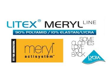 O materiálech - Meryl