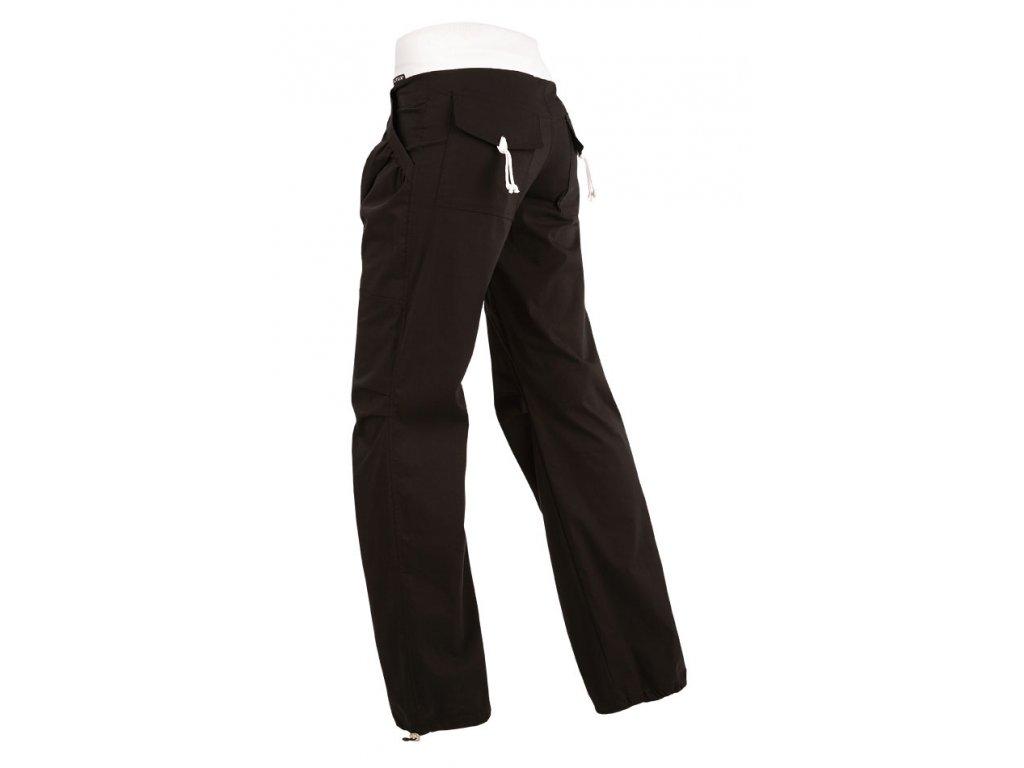 Sportovní kalhoty dámské microtec Litex 55253 černé - nacvico.cz 51156b91e5