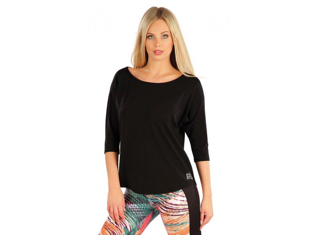 Sportovní tričko dámské s 3 4 rukávem Litex 58330