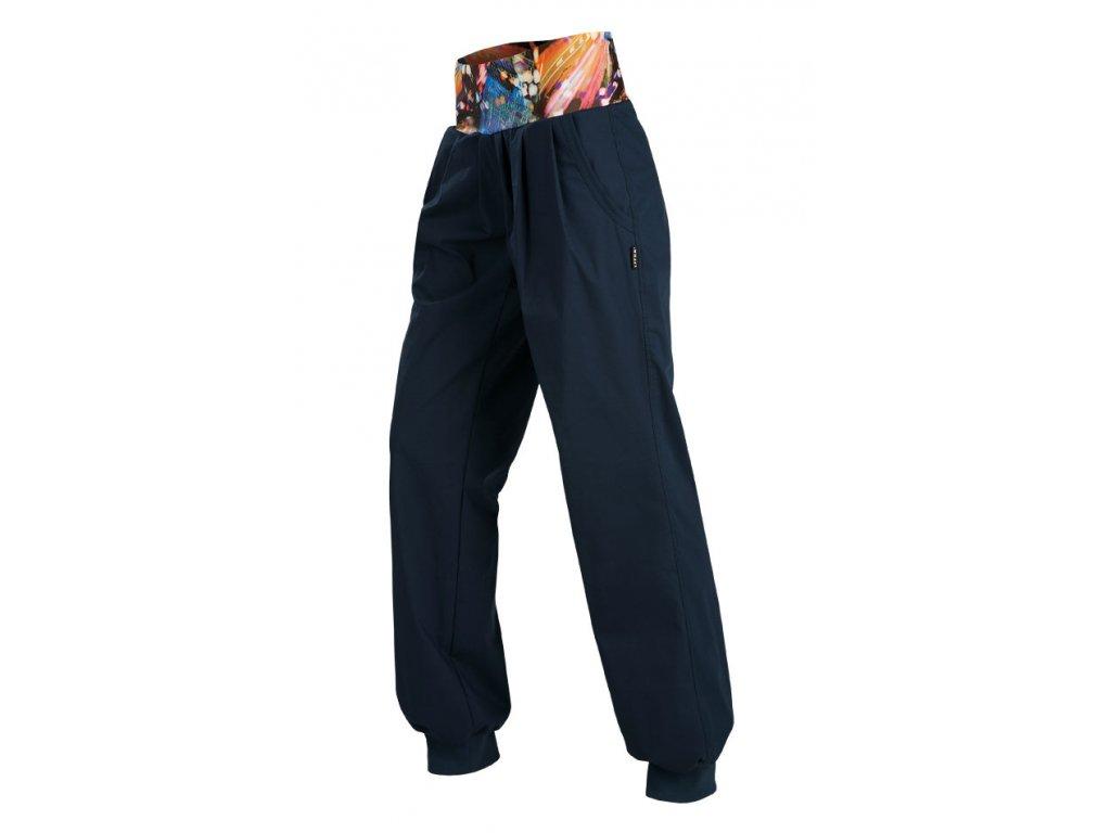 Modré sportovní kalhoty Litex dámské 51154 – nacvico.cz 00aa82840d