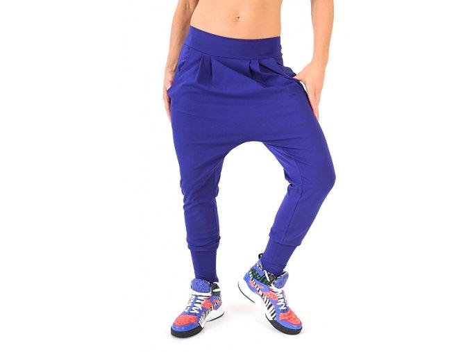 2SKIN Taneční kalhoty Stilo indigo