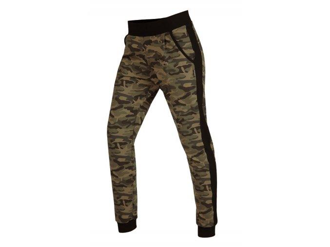 Dámské kalhoty s maskáčovým vzorem Litex 55301