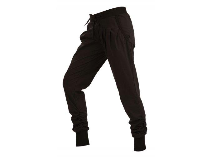 Dámské sportovní kalhoty černé Litex Microtec 54174 Na Cvíčo