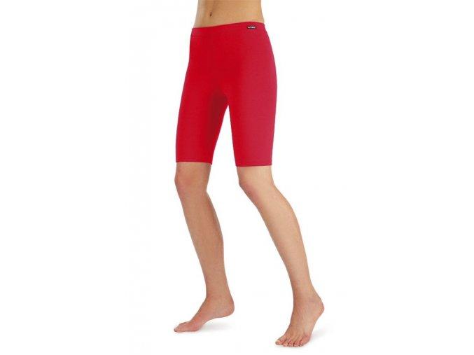 LITEX Legíny dámské nad kolena 99401 - červené