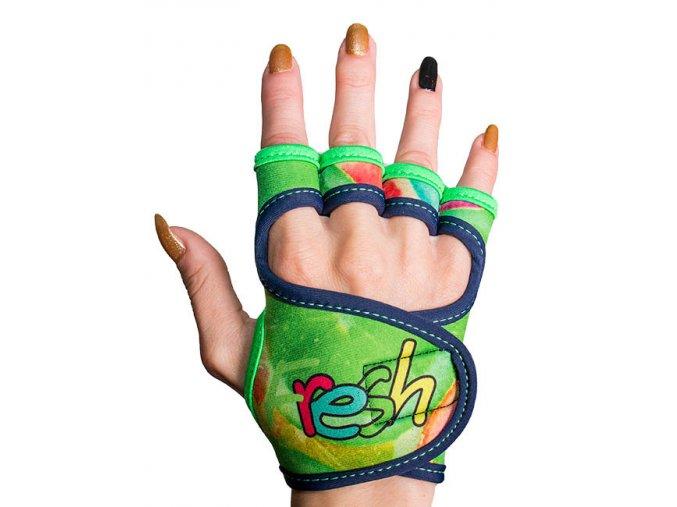 Fitness rukavice dámské GlovBel Fresh 1