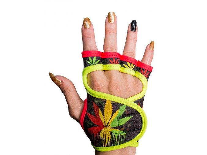 Fitness rukavice dámské GlovBel Marisa 1