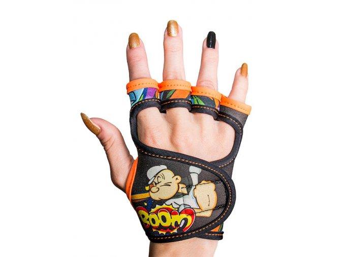 Fitness rukavice dámské GlovBel Popey 1