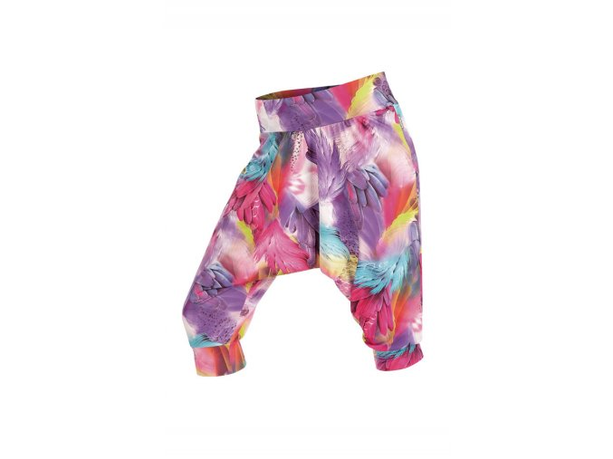 Kalhoty s nízkým sedem harémky litex 55383