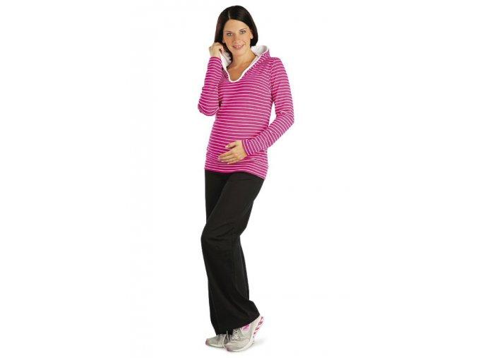 LITEX Leggings těhotenské dlouhé 99412 černé