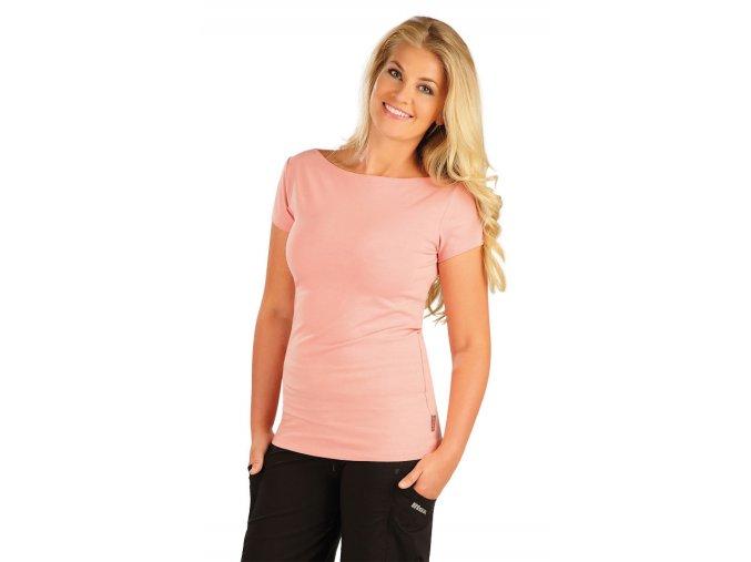 Růžové tričko 55314