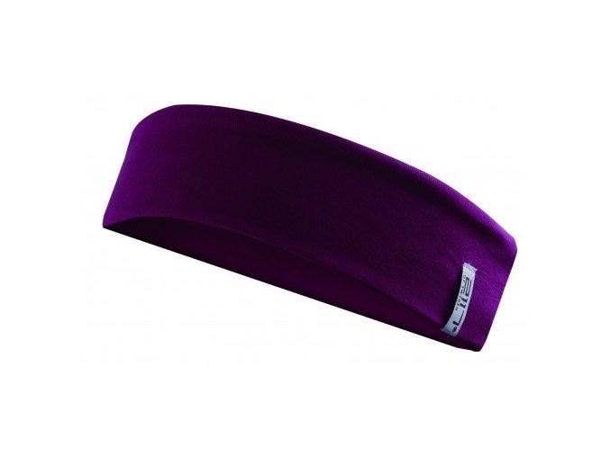 SAREK -  čelenka - fialová
