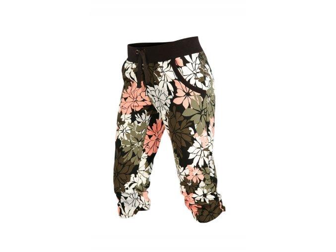 Dámské bavlněné kalhoty Litex 58007
