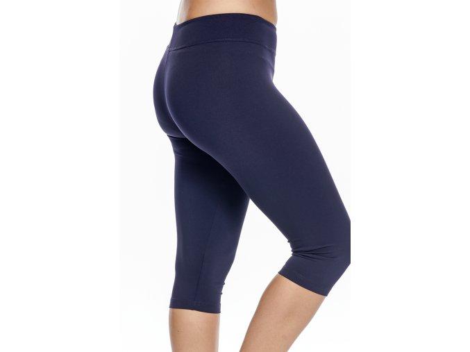 DRAPS Kalhoty 3/4 dámské 259 - modré