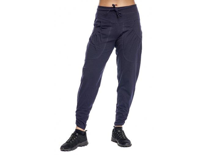 Dámské kalhoty s nízkým sedem Draps 355 1