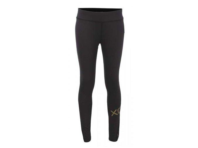 OXIDE- dámské dl. elast. kalhoty X-cool - černé