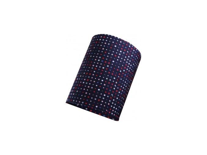 nádrčník modrý puntík