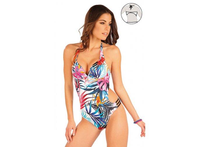 63010 plavky sportovní dámské