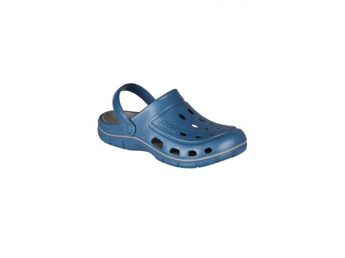 63772 pánské sandály modré