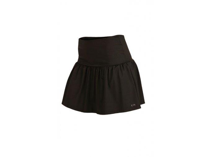 5A230 černá sportovní sukně