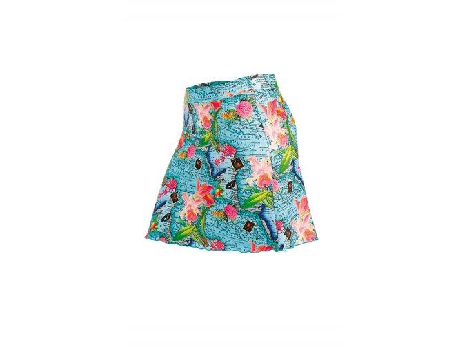 57513 letní plážová sukně