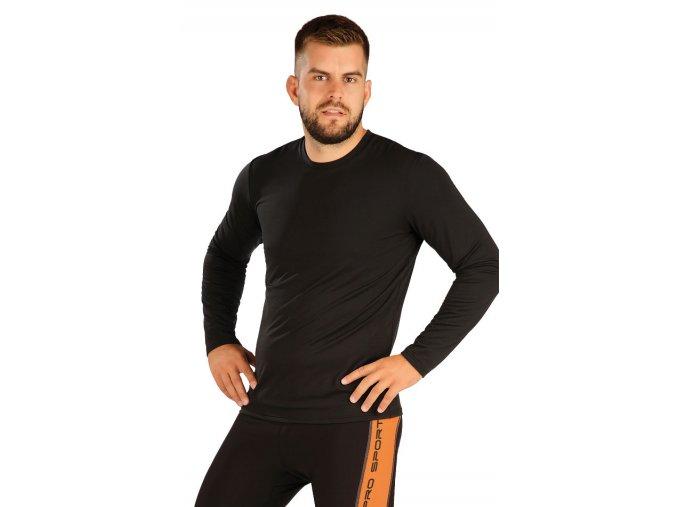 7A271 pánské triko dlouhý rukáv