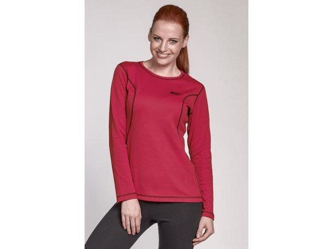 drapsa thermo triko červené