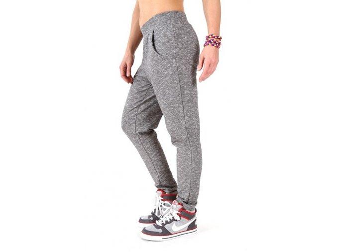 2S Miami dámské kalhoty šedé