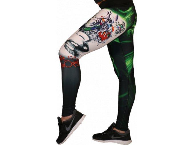 HoOpingFit Sketch Leggings Organs