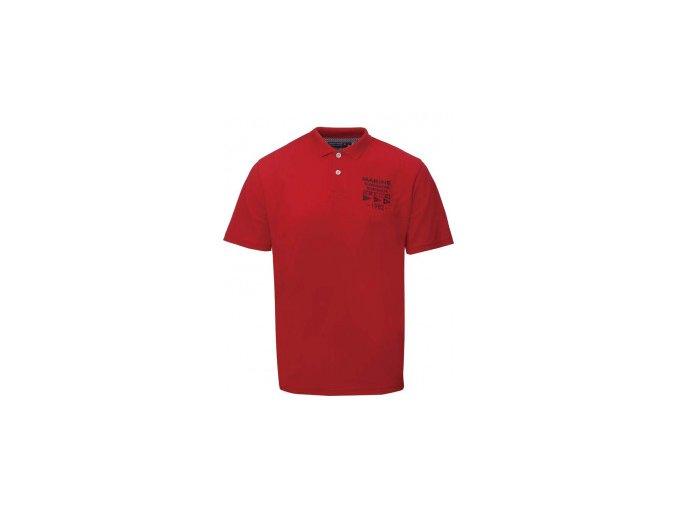Marine Polo červené