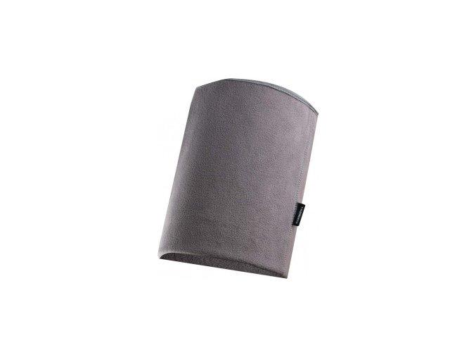 nákrčník fleece šedý