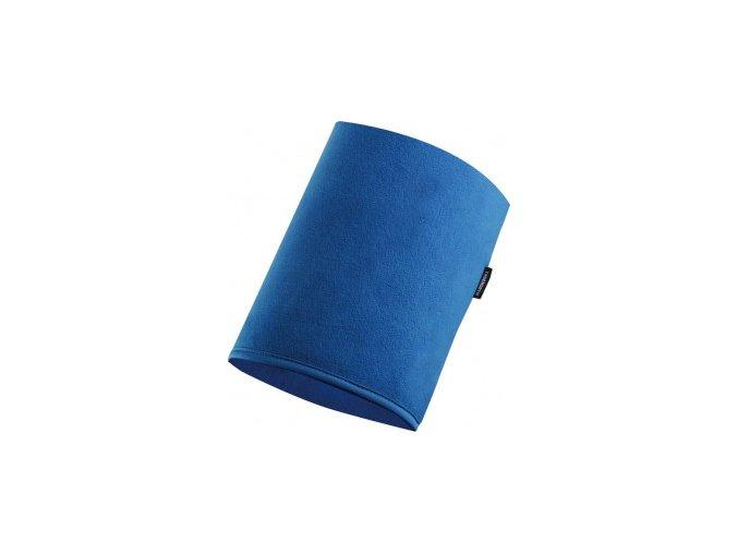 nákrčník fleece modrý