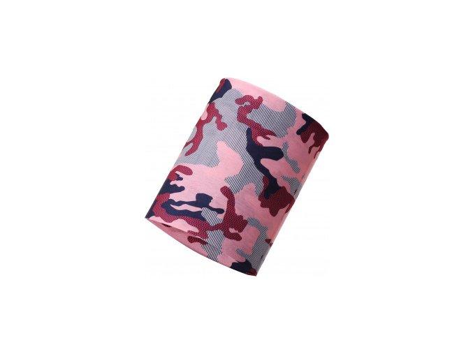 nákrčník pink comb