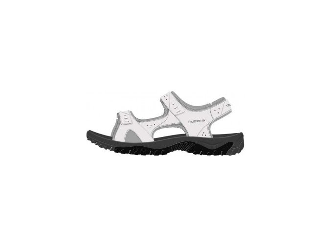 TN sandále white