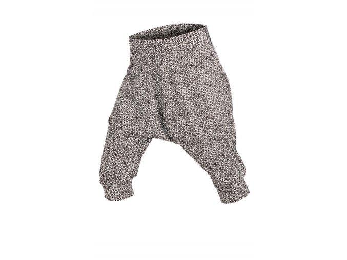 LITEX Kalhoty dámské 3/4 s nízkým sedem 89015