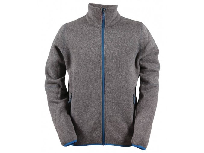 tobo pansky svetr se zipem flatfleece 2117 of sweden