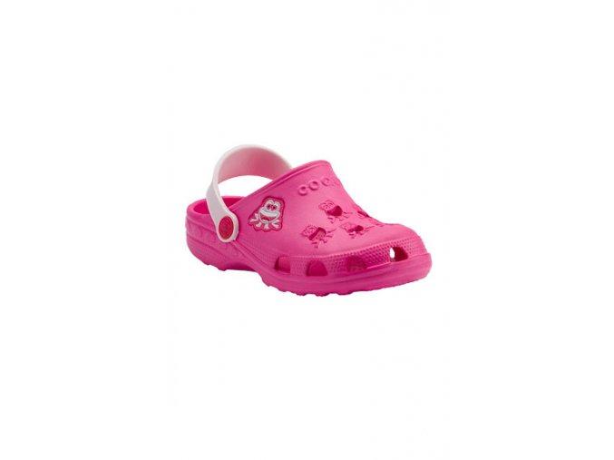 6B600 dětské letní boty