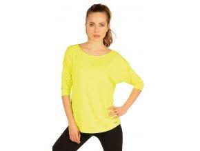 Žluté sportovní triko Litex 50005