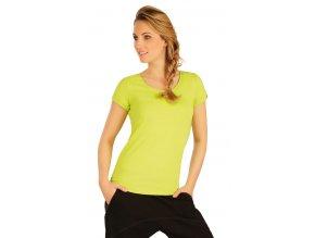 Reflexně zelené sportovní triko Litex 50157 Na Cvíčo